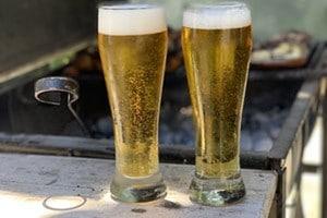 Bière pression proposée par Paellas de José