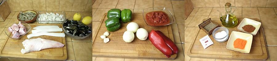 La qualité et le choix des ingrédients dans une paella - Paellas de José