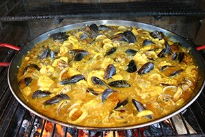 La recette paella marinière, étape 7 par Paellas de José