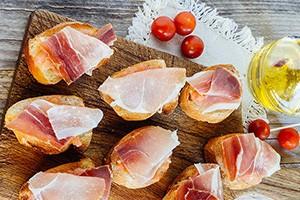 Pan tumaca catalan au marché gourmand de Caussade - Paellas de Jose