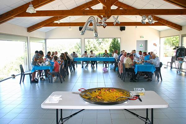 Paella anniversaire cuisinée sur place - Paellas de José