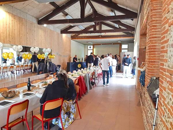 Prestation paella anniversaire avec Paellas de José
