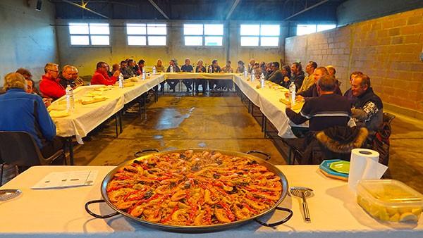 Paella pour les ateliers municipaux à Montauban