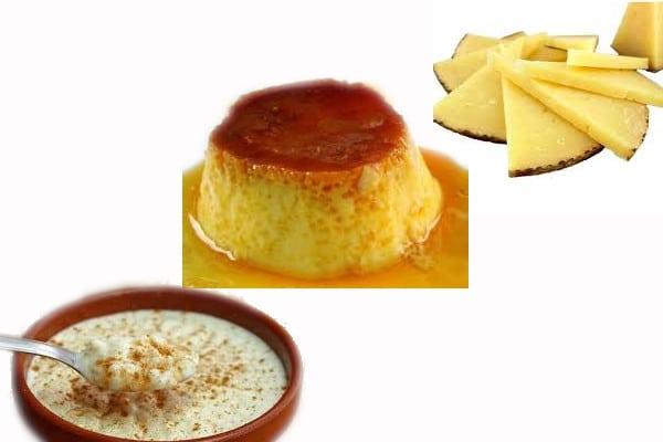 Dessert menu saint valentin 2021